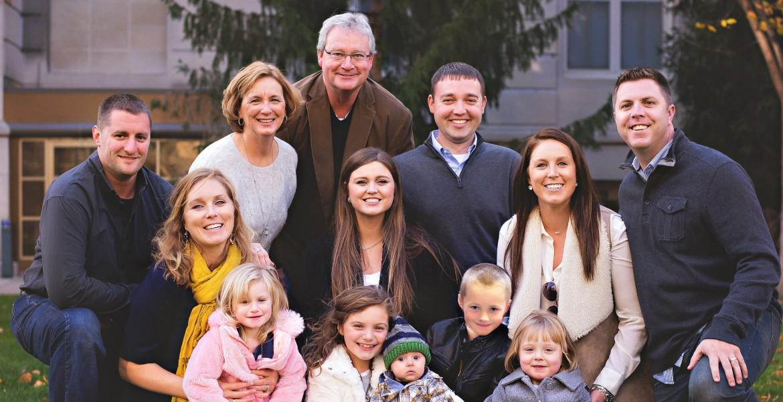 Bill-Brandt Family