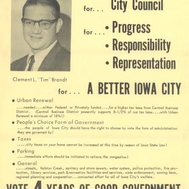 Elect Tim Brandt (Alissa v1)