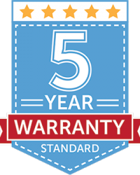 5 year warranty Brandt Heating and Air Conditioning