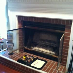 Fireplace Inserts - Iowa City - Change Fireplace to Gas Fireplace