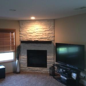 novus fireplace