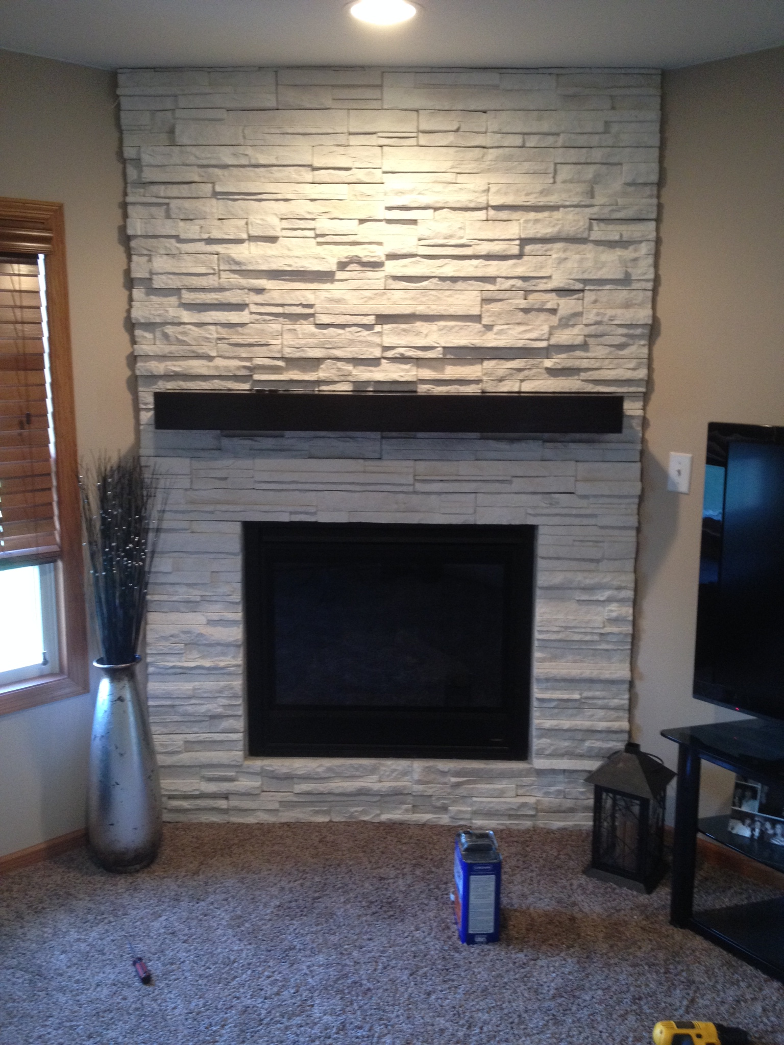 NOVUS 36 Fireplace