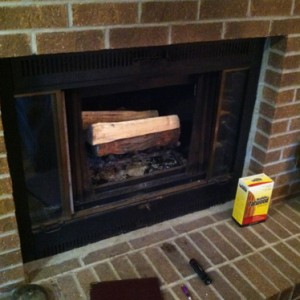 Fireplace Insert Installation - Iowa City