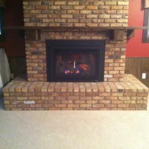 Fireplace Inserts - Brandt Heating - Iowa City