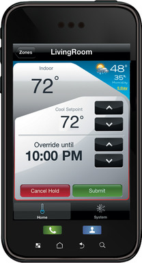 Honeywell Phone Wi Fi Picture Brandt Heating And Air