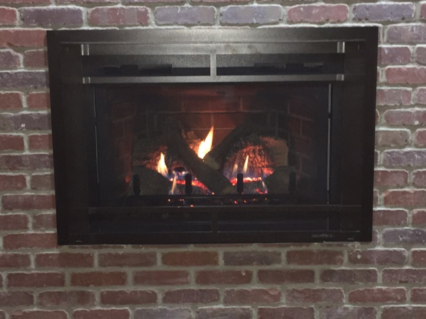 Now Available In Our Showroom Heat Amp Glo Gas Fireplace