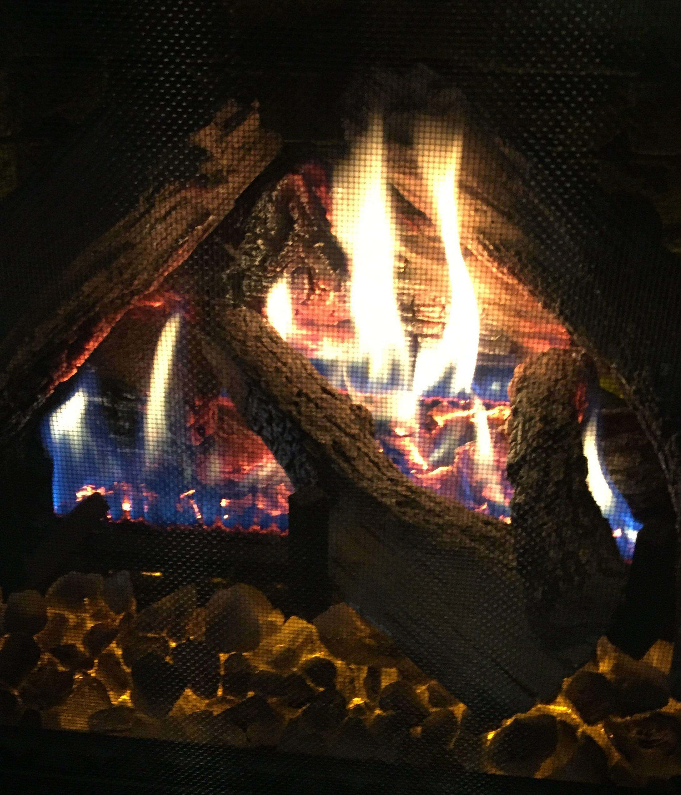 Heat & Glo 6000CLX Gas Fireplace