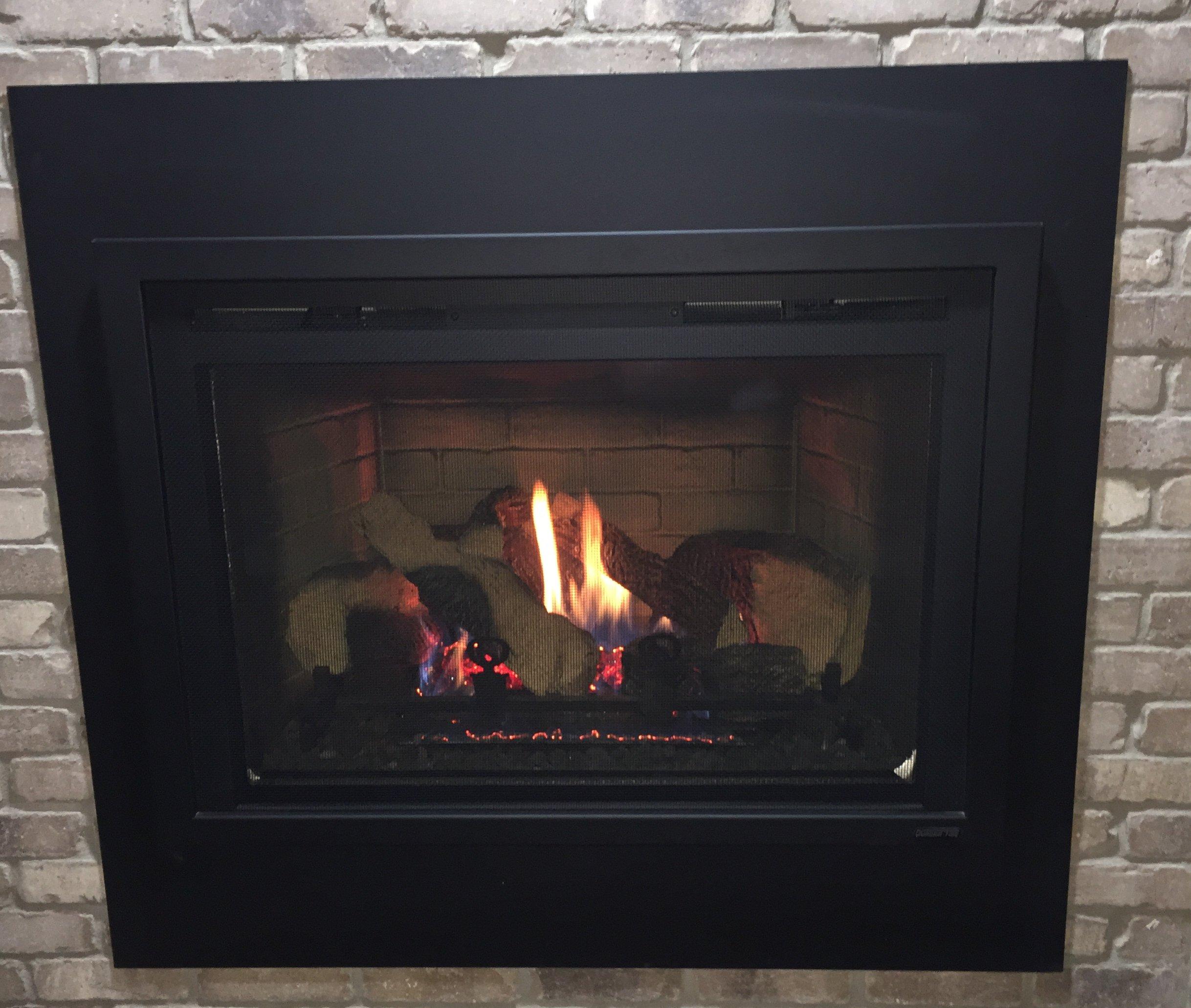 Quadra-Fire's Firebrick Insert