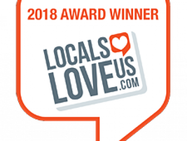 Locals Love Us Winners for 2018