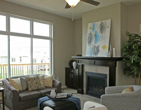 Outfitting New Homes with Comfort