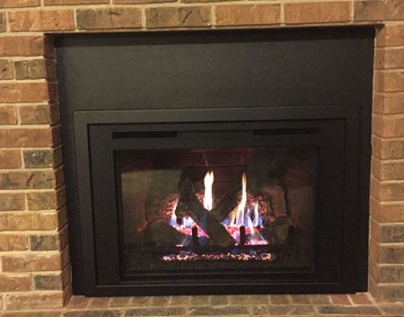 QuadraFire Metal 35 in Sienna Bronze