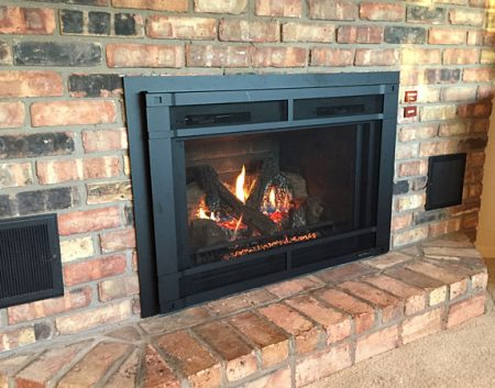 Escape Firebrick 35 with Halston Front